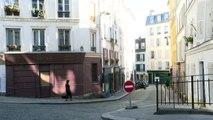 Pariser Filmset wegen Corona-Krise verlassen