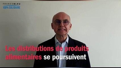"""Coronavirus : France Bleu Auxerre répond à vos questions, """"la Croix-rouge continue-t-elle son activité"""""""