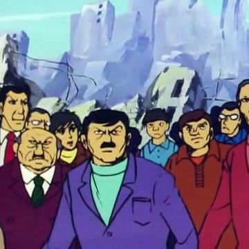 Mazinga Z - Le tattiche del barone Ashura 07° Episodio