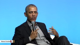 Obama Expresses Thanks To Grocery Store, Utility And Delivery Workers