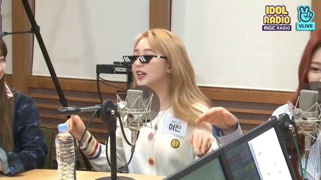 [IDOL RADIO] YeoJin & JinSoul - RAP ♬