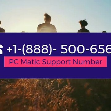PC Matic Support Number ☎ +1 888  500 6562 | PC Matic Technical Support Number