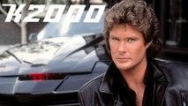 K2000 Générique Serie TV 80, David Hasselhoff