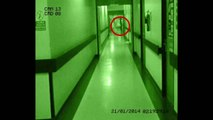 Ghost In Mortuary - Real Paranormal Activity Caught On CCTV Camera In front Of Mortuary