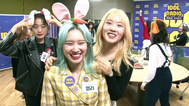 [IDOL RADIO] Weki Meki dance time♬