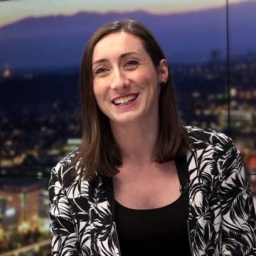 3 questions à... Céline Argento, journaliste Léman Bleu