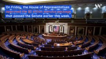 House Passes Historic $2 Trillion Stimulus Package Despite Last Minute Objections