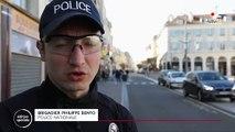 Confinement: la police en manque de protection sanitaire