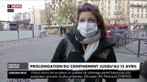 Prolongation du confinement : les Français résignés