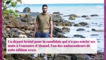 Koh-Lanta 2020 : Delphine encore furieuse contre Ahmad, elle dit tout (Exclu)