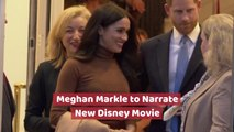 Meghan Markle And A New Disney Movie