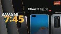 Huawei lancar siri P40 baharu
