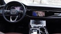 2020 Audi Q7 Interior Design