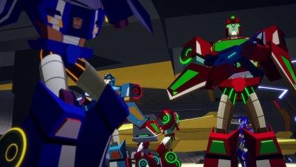 Transformers: Cyberverse - [Season 3 Episode 2]: The Battle For Cybertron II