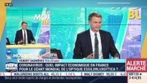 Édition spéciale : Quel impact économique du coronavirus en France pour le géant de l'optique EssilorLuxottica ? - 27/03
