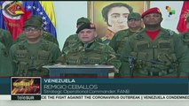 FtS 27-03: Venezuela Requests to Colombia Cliver Alcala Extradition