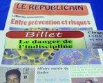 Revue Presse Labari Zarma 27 Mars