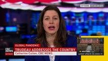 COVID-19 update- Trudeau implements Quarantine Act