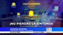 Arsenio Borges del servicio al publico del ADN habla del cierre de los mercado