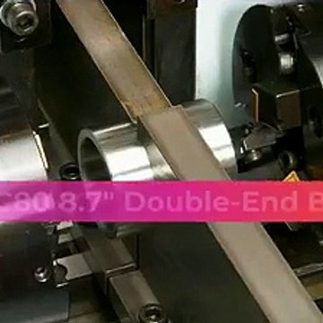 "Buy Now - CC80 8.7"" Double-End Bore"