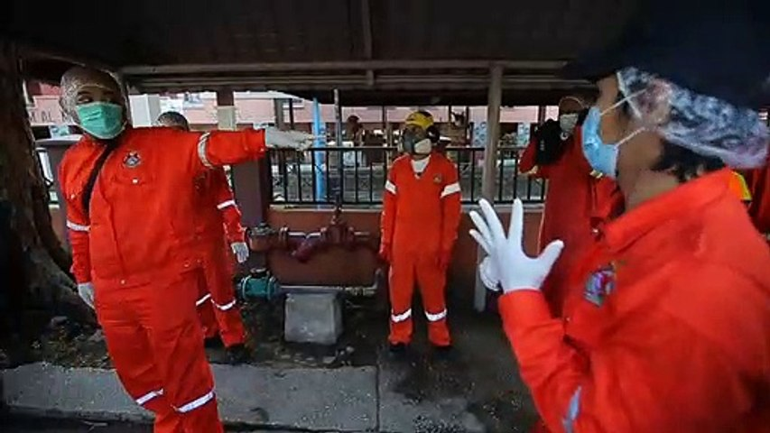 Various agencies join hands to disinfect Covid-19 hotspots in KL
