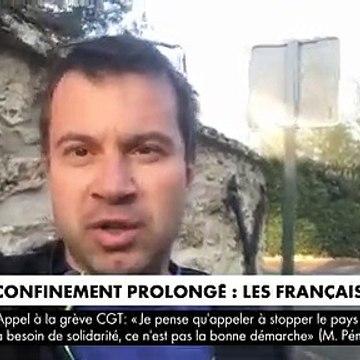 Quelle est la réaction des Français après l'annonce du prolongement du confinement par Edouard Philippe ?