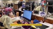 Coronavirus : les États-Unis peinent à faire face