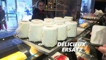Grâce au papier toilette, un boulanger relance son activité pendant le confinement