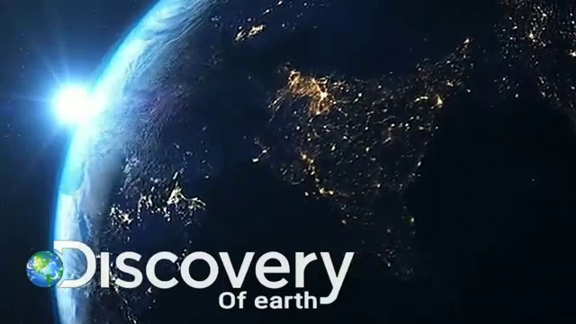 Discovery of earth discoverys official trailer