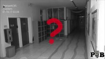"""the """"Ghost Caught On Video Camera At School In Cork, Ireland"""" video"""