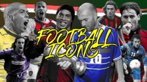 Football Icons - Francesco Totti