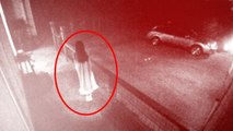 Most Scariest CCTV Ghost Video - Does this CCTV Capture Ghost Activity