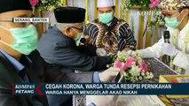 Cara Polisi di Banten Bubarkan Resepsi Pernikahan Untuk Cegah Corona