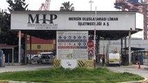 KKTC'den getirilen 141 kişi Karaman'a gönderildi - MERSİN