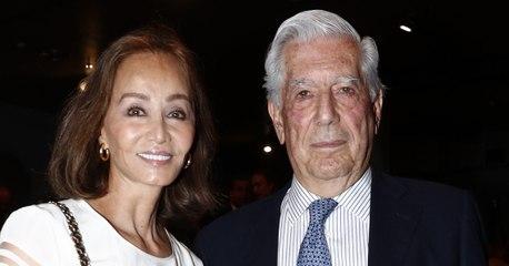 Mario Vargas Llosa cumple 84 años al lado de la reina de corazones