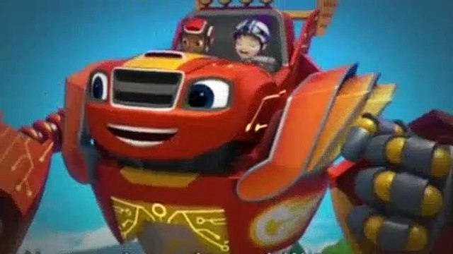 Blaze And The Monster Machines S04E04 Breaking The Ice