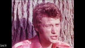 "Johnny Hallyday ""Je m'accroche à mon rêve"" 1967"