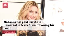 Madonna Honors Mark Blum Following His Death