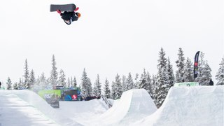 Best of Men's Snowboarding Modified Superpipe Presented by Toyota   Dew Tour Copper 2020