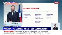 Virus: Edouard Philippe annonce l'augmentation des capacités de réanimation dans les Outre-mer