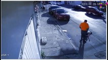 Real Ghost Catch on CCTV