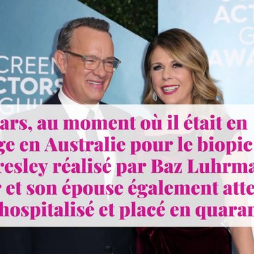 Coronavirus : Tom Hanks et sa femme guéris, sont rentrés à Los Angeles