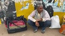 Coronavirus: en Inde, les travailleurs migrants rentrent chez eux à pied