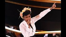 Janelle Monáe Called Out The Oscars Being So White During Her Performance On Stage