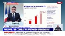 """Olivier Véran: """"Nous souhaitons atteindre un objectif de 14.000 à 14.500 lits de réanimation sur tout le territoire national"""""""