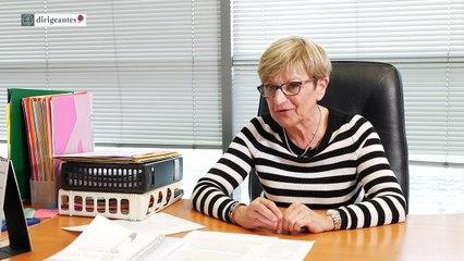 DIRIGEANTES - Marie-Françoise Potereau