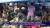 Soal Karantina Wilayah, Komnas HAM: Jangan Sampai Ada PHK Terhadap Buruh!