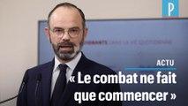 Edouard Philippe: «Les 15 premiers jours d'avril seront encore plus difficiles»