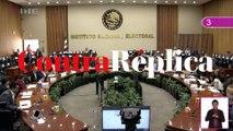 Suspende INE plazos para conformación de partidos