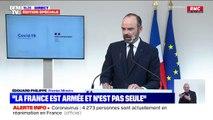 """""""La part sombre que nous voyons"""": Édouard Philippe dénonce le harcèlement que subissent certains soignants"""